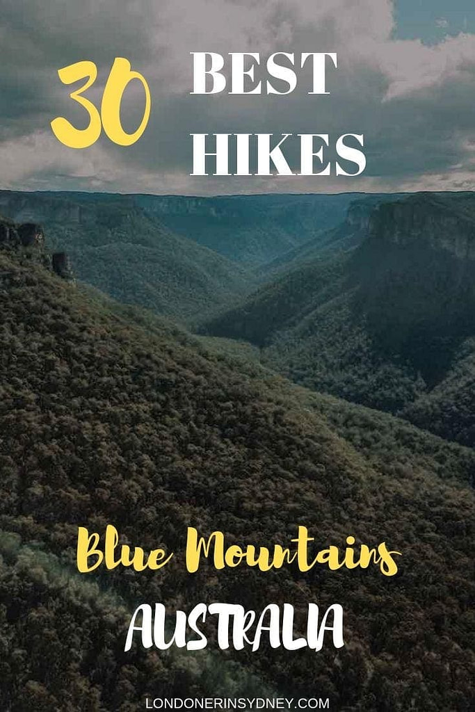 best-hikes-in-blue-mountains