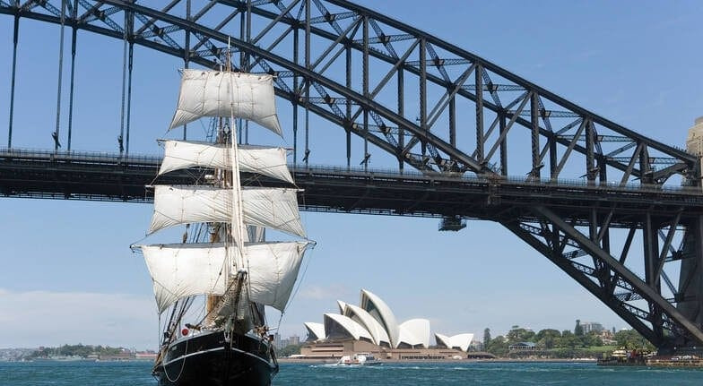 sydney-tall-ships-sydney-tourist-attractions