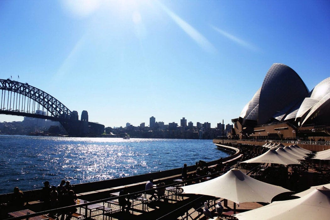reason to move to sydney