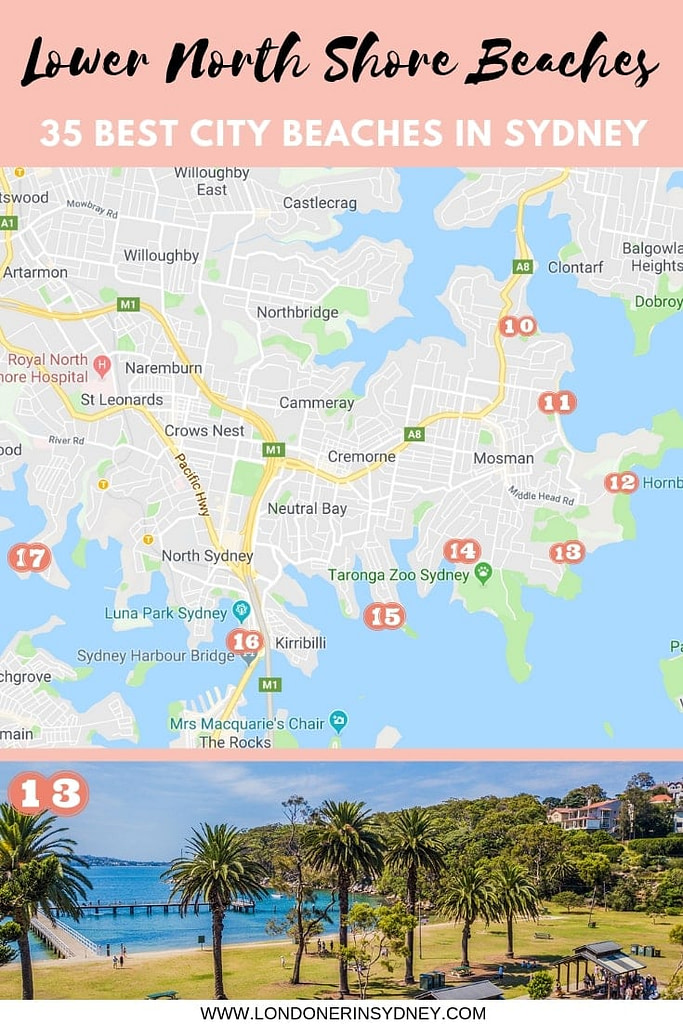 Lower-North-Shore-Beaches-in-Sydney