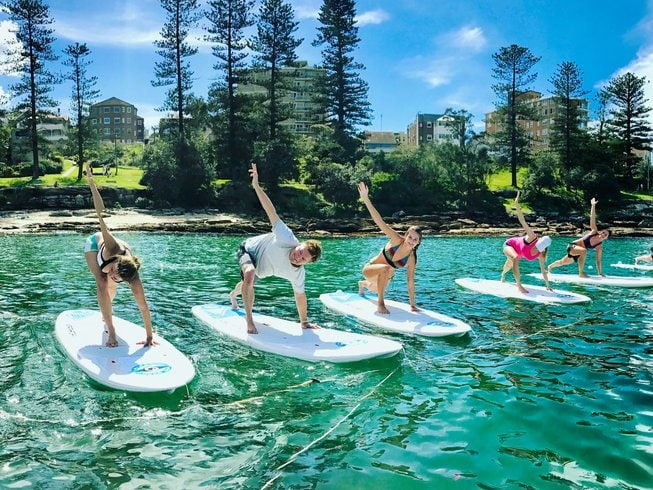 sup-yoga-in-manly-fun-date-ideas-in-sydney