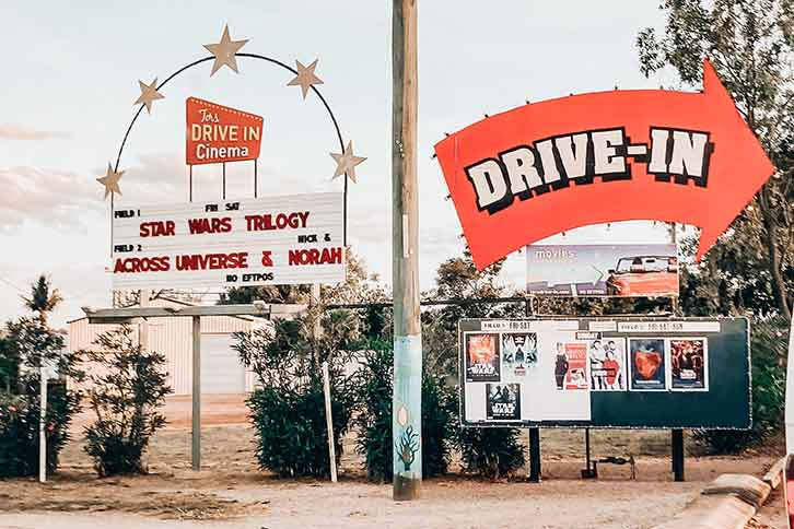 Drive-in-theatre-Charters-Towers